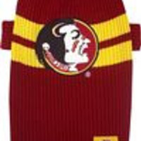Florida State dog sweater