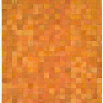 Barclay Butera Medley Tangerine Area Rug By Nourison MED01 TANGR (Rectangle)