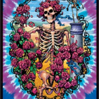 Grateful Dead Bertha Blacklight Poster 23x35