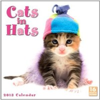 Cats in Hats 2013 Wall (calendar)