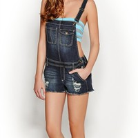 G by GUESS Women's Shelby Shortall, LIGHT DESTROY WASH (LARGE)