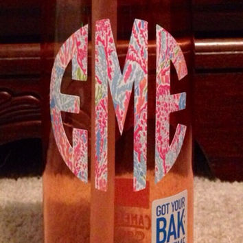 Camelbak Lilly Pulitzer Decal