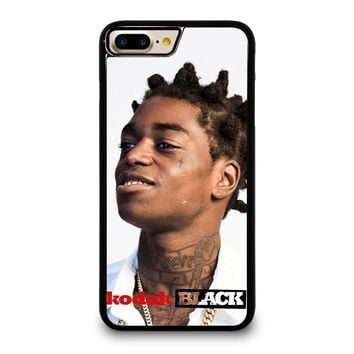 KODAK BLACK iPhone 4/4S 5/5S/SE 5C 6/6S 7 8 Plus X Case