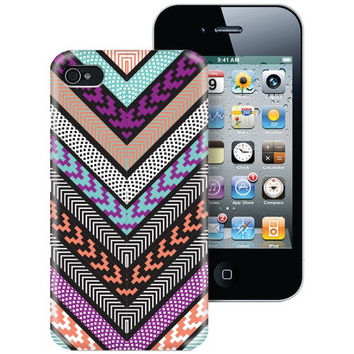 The Macbeth Collection Iphone 4s Iml Case (addison Licorice)