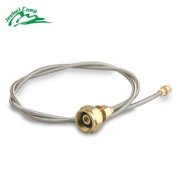 DCCK1IN outdoor camping stove use household lpg cylinder gas tank conversion head adapter