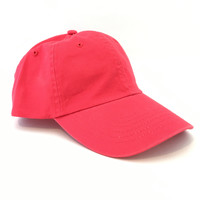 Batters Up Hat In Red