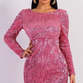 Sinata Sequin Dress