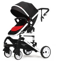High End Baby Strollers Bassinet Baby Carriage Pram Pushchairs Travel Stroller