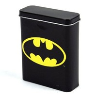 Batman Plasters - Band Aids in a Tin