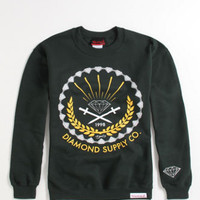 Diamond Supply Co Tradition Crew Fleece at PacSun.com