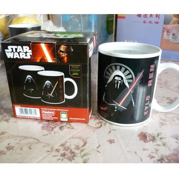 Star Wars - Kylo Ren Magic Mug