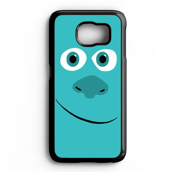 Monster Inc Sulley Face Samsung Galaxy S6 Case