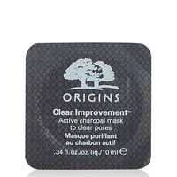 Clear Improvement™ Active Charcoal Mask to Clear Pores 10ml | Origins™ | M&S