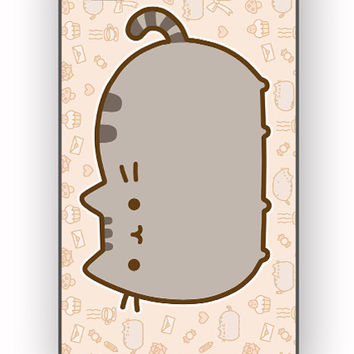 Pusheen Cat for iPhone 4/4S Case *