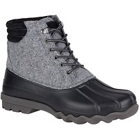 Men's Avenue Wool Duck Boot in Grey by Sperry - FINAL SALE