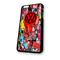 Bomb Volkswagen Dub Bug Beetle iPhone 6 Plus case