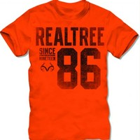 """Realtree """"Since 1986"""" Youth Tee"""
