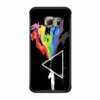 Eevee evolutions prizm FOR SAMSUNG GALAXY S6 EDGE CASE *PS*