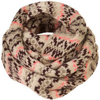 Fairisle Snood - Made In Britain  - Collections
