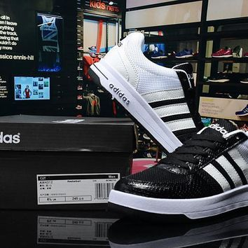 Adidas Sandwich Men's Women's Training Shoes - Ready Stock
