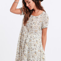 Simple Life Babydoll Dress