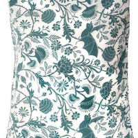 Elysian Fields [Blue] | STANDARD PILLOWCASE SET