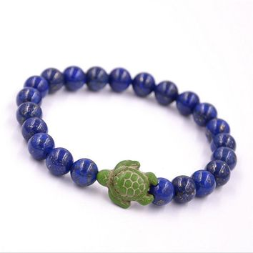 Beaded Sea Turtle Bracelets