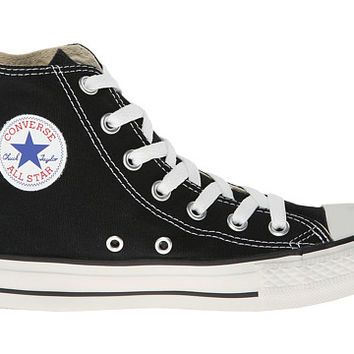 Converse Chuck Taylor® All Star® Core Hi Classic Black - Zappos.com Free Shipping BOTH Ways