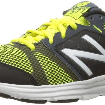 new balance men s 577v4 cush training shoe grey yellow 9 5 4e us