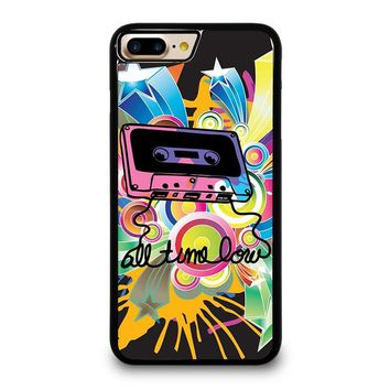 ALL TIME LOW RETRO CASSETE iPhone 7 Plus Case Cover