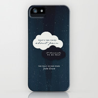 The Fault in Our Stars iPhone & iPod Case by thatfandomshop