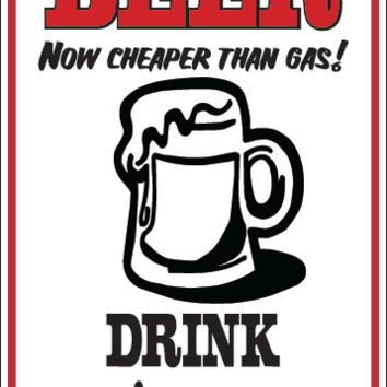 Personalized Novelty Parking Sign, Bar Signs, Funny Gift Signs