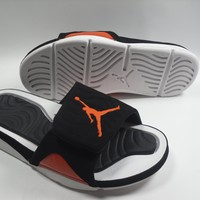 AUGUAU Nike Jordan Slippers Orange
