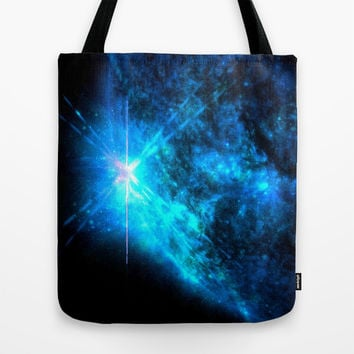 Starlight Tote Bag by 2sweet4words Designs