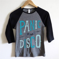 Panic At The Disco Baseball Tee