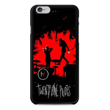 Twenty One Pilots Poster iPhone 6/6S Case