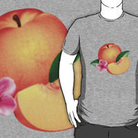 Phoenix Bankrupt! Peach Band Tee by kylevertierra