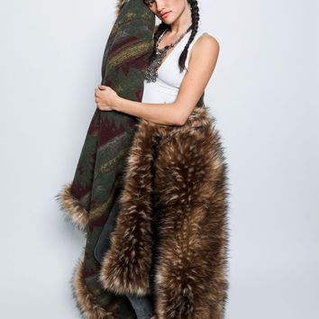 Grizzly Throw