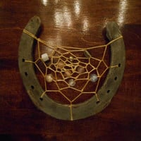 Horse Shoe Dream Catcher