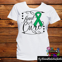 Liver Cancer and Liver Disease Find A Cure Shirts