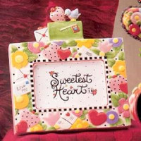 Sweetest Heart Frame-Mail Box By Mary Engelbreit