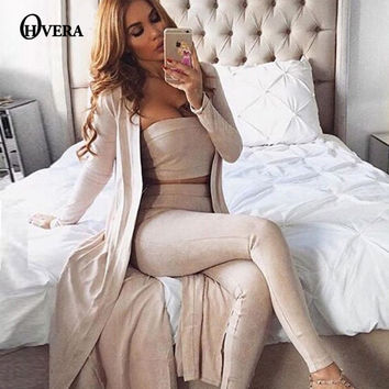 OHVERA New Long Sleeve Suede Leather Plaid Trench Coat 2017 Autumn Women Street Satin Duster Long Windbreakers Femme Plus Size
