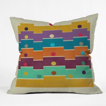 Brian Buckley Regency Outdoor Throw Pillow