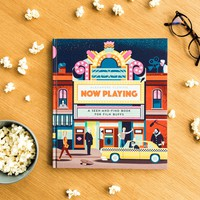 Now Playing: A Seek-and-Find Book for Film Buffs Hardcover – August 8, 2017