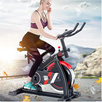 New arrival Dynamic sense of bicycle / ultra-quiet home fitness equipment / indoor sports exercise bike / home exercise bike
