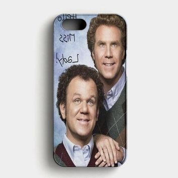 Step Brothers Costume iPhone SE Case