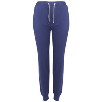 Brave Soul Women's Cuffed Sweatpant Joggers - Navy Womens Clothing | TheHut.com