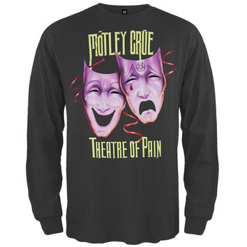 Motley Crue - Theatre of Pain Long Sleeve T-Shirt