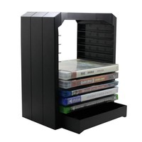 Multifunctional Games & Blu Ray Discs Storage for PS4