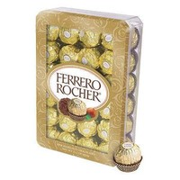 FERRERO ROCHER HAZELNUT CHOCOLATES - 21.1 OZ